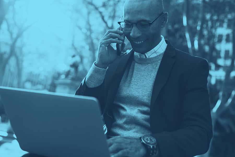 Attorney Working Remotely